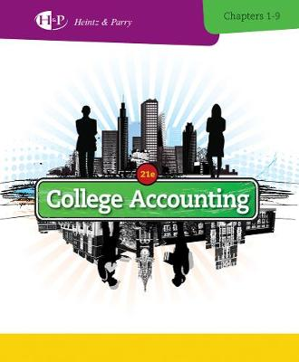 College Accounting, Chapters 1-9 - James Heintz