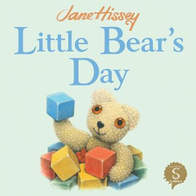 Little Bear's Day - Jane Hissey