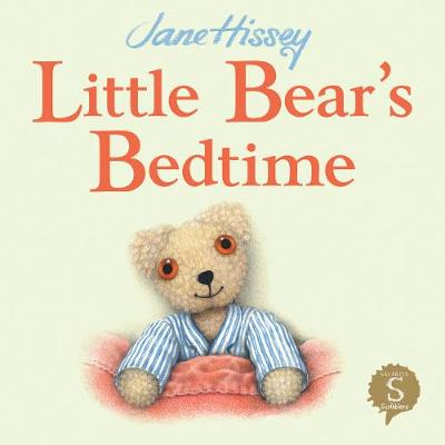 Little Bear's Bedtime - Jane Hissey