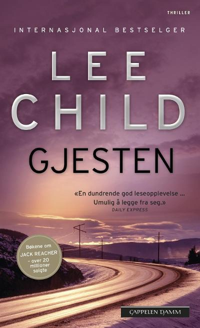 Gjesten - Lee Child