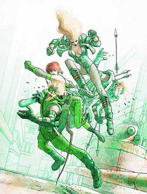 Green Arrow/Black Canary - Andrew Kreisberg