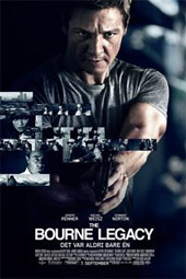 DVD The Bourne Legacy -