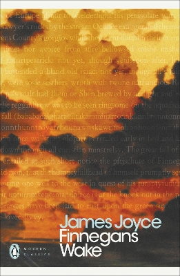 Finnegans Wake - James Joyce