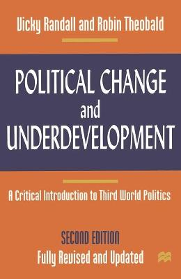 Political Change and Underdevelopment - Vicky Randall