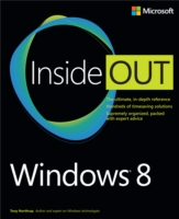 Windows(R) 8 Inside Out - Tony Northrup