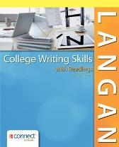 CREATE Only College Writing Skills - John Langan