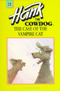 Case of the Vampire Cat - John R. Erickson