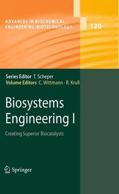 Biosystems Engineering I - Christoph Wittmann