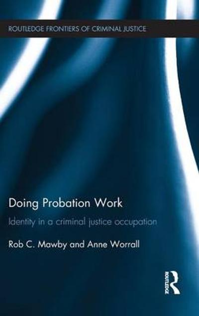 Doing Probation Work - Rob Mawby