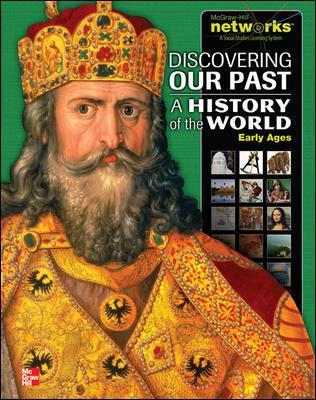 Discovering Our Past: A History of the World- Early Ages - Jackson J. Spielvogel