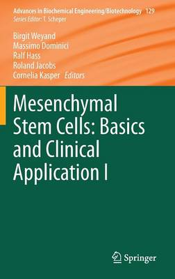 Mesenchymal Stem Cells - Basics and Clinical Application I - Cornelia Kasper