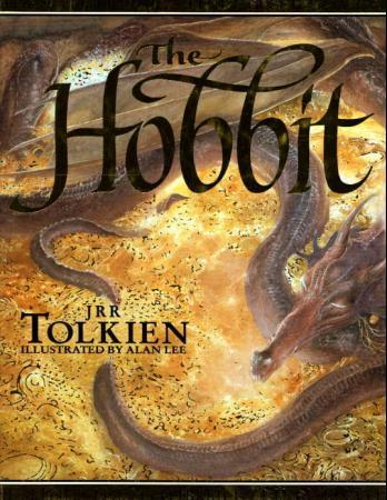The hobbit, or There and back again - John Ronald Reuel Tolkien