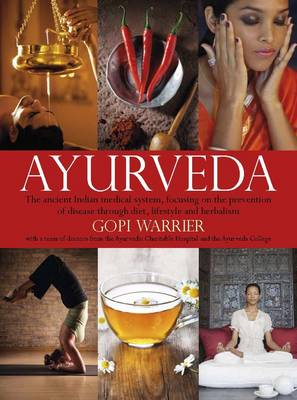 Ayurveda - Gopi Warrior