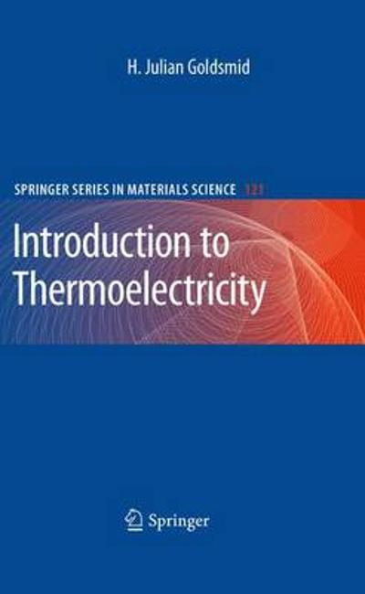Introduction to Thermoelectricity - H. Julian Goldsmid