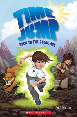 Time Jump: Back to the Stone Age - Paul Shipton