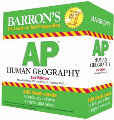AP Human Geography Flash Cards - Meri Marsh