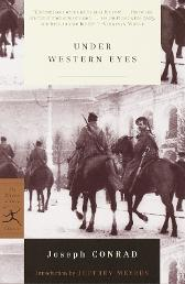 Under Western Eyes - Joseph Conrad Jeffrey Meyers