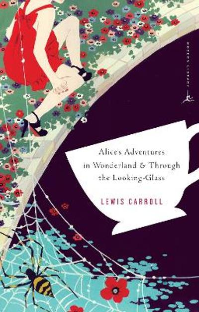 Mod Lib Alice's Adventures In Wonderland & Through The Looking Gl - Lewis Carroll