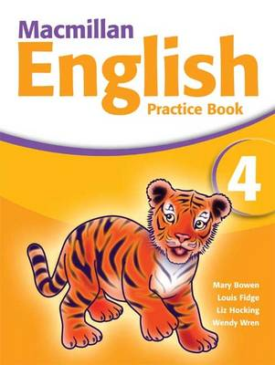 Macmillan English Practice Book and CD-ROM Pack New Edition Level 4 - Mary Bowen