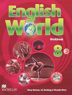 English World Workbook & CD-ROM Level 8 - Mary Bowen
