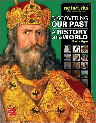 Discovering Our Past: A History of the World-Early Ages - Jackson J. Spielvogel