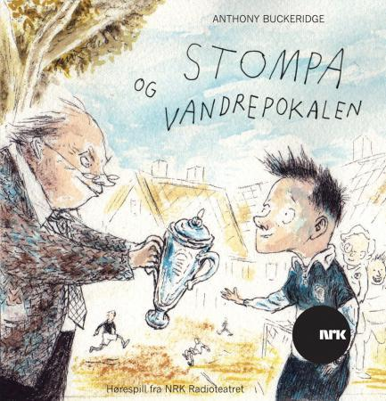 Stompa og vandrepokalen - Anthony Buckeridge