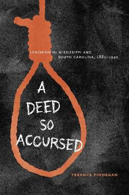 A Deed So Accursed - Finnegan, Terence