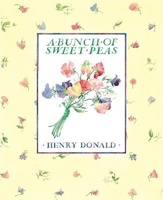 Bunch of Sweet Peas - Henry Donald