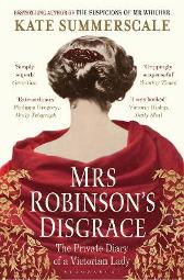 Mrs Robinson's Disgrace - Kate Summerscale