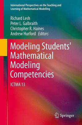 Modeling Students' Mathematical Modeling Competencies - Richard Lesh