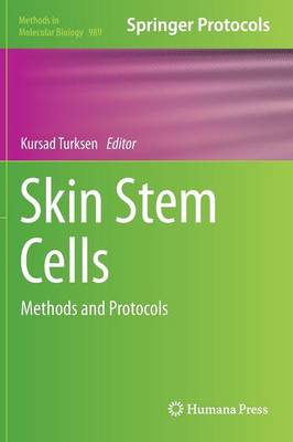 Skin Stem Cells - Kursad Turksen