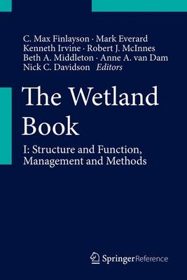 The Wetland Book - C. Max Finlayson