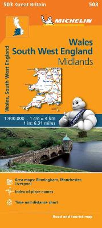 Wales, South West England -