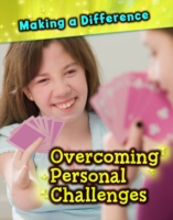 Overcoming Personal Challenges - Vic Parker