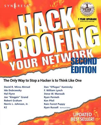 Hack Proofing Your Network - Syngress