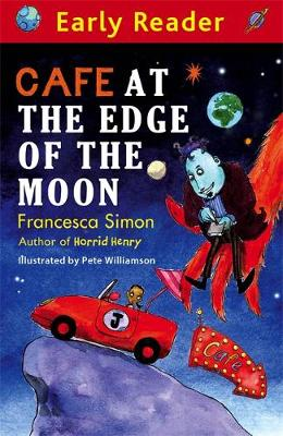 Cafe at the Edge of the Moon - Francesca Simon