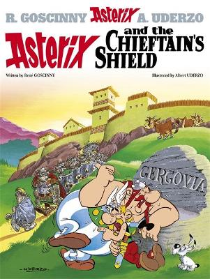 Asterix: Asterix and the Chieftain's Shield - Rene Goscinny