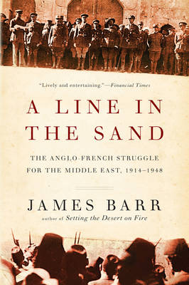 A Line in the Sand - James Barr