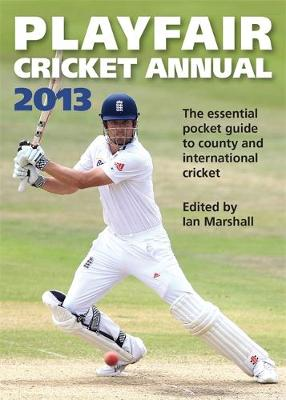 Playfair Cricket Annual - Ian Marshall