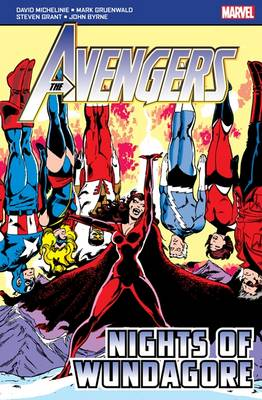 The Avengers: Nights of Wundagore - David Michelinie