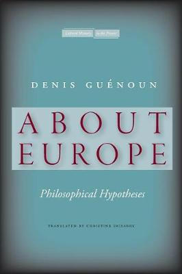 About Europe - Denis Guenoun