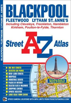Blackpool Street Atlas - Geographers' A-Z Map Company