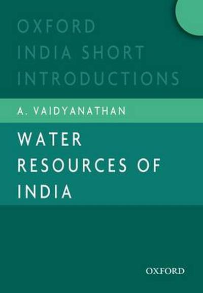 Water Resources of India - A. Vaidyanathan