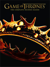 DVD Games of Throne, sesong 2 -