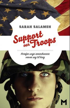 Support our troops - Sarah Salameh
