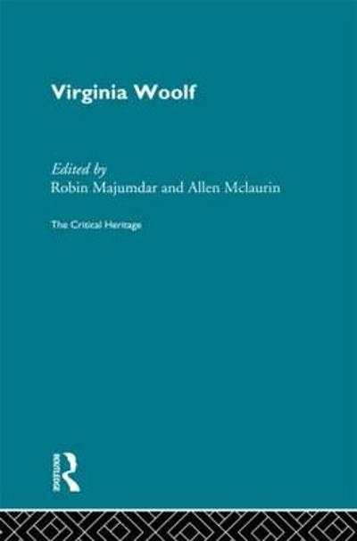 Virginia Woolf - Robin Majumdar