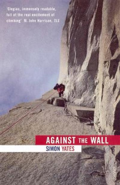 Against The Wall - Simon Yates