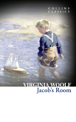 Jacob's Room - Virginia, Woolf