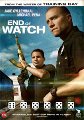 DVD End of Watch -