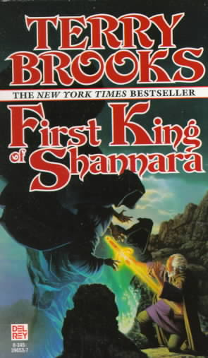 First King of Shannara - Terry Brooks